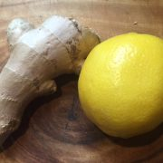 Ingefær og Citron